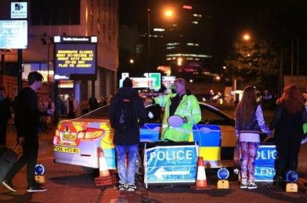Anh: Live show bị đánh bom, 19 người chết