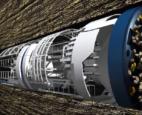 Elon Musk tiết lộ thêm vài video 'chóng mặt' về dự án khoan đường hầm