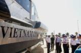 Mỹ bàn giao 6 tàu tuần tra Metal Shark cho Cảnh sát Biển Việt Nam