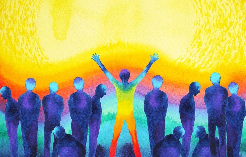 Tần số năng lượng của mỗi chúng ta: Bí mật hạnh phúc và trường thọ (ảnh: Shutterstock)