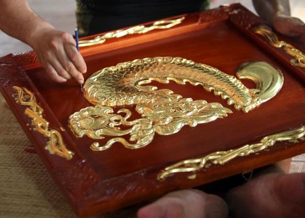 Nghề cổ Đất Việt – Kỳ 8: Quỳ vàng bạc Kiêu Kỵ – Bí mật độc nhất vô nhị