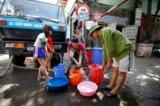 Mùa hè 2017, mỗi ngày người dân Hà Nội thiếu 100.000 m3 nước sạch