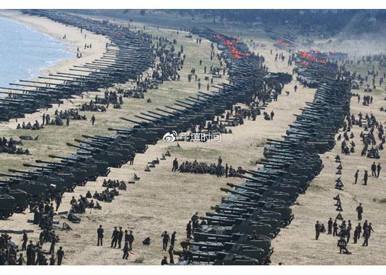 Trận địa pháo binh dày đặc của Bắc Hàn có khả năng biến Seoul thành bình địa