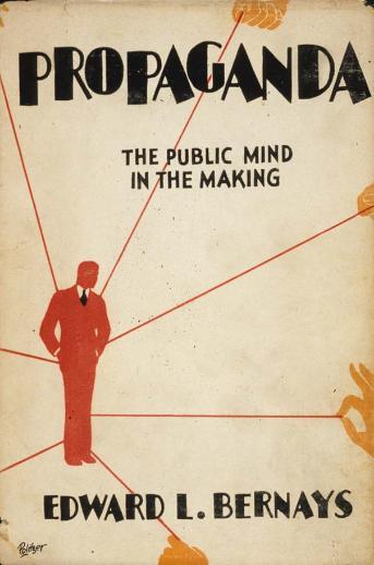 """""""Tuyên truyền"""" (Propaganda) - Cuốn sách về thao khống tâm thức con người lại là một nền tảng của quảng cáo hiện đại."""