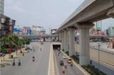 Ray đường sắt tuyến Cát Linh – Hà Đông chưa dùng đã bị rỉ sét