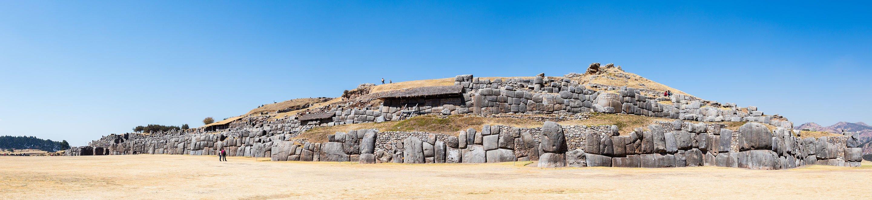 Di chỉ Saksaywaman, Peru: Người cổ đại biết cách làm mềm đá? Toàn cảnh Saksaywaman (ảnh: Wiki)