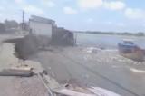 Kết quả thăm dò sạt lở sông Vàm Nao: 2 hố xoáy lớn rộng 90m, 180m
