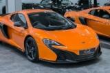 Nâng giá tính phí trước bạ ô tô: McLaren 650S Spider đóng phí hơn 2,6 tỷ đồng
