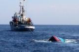 Vụ va chạm xảy ra vào lúc 10h ngày 1/5 tại vùng biển tỉnh Bình Định, khiến một ngừ dân tử vong, 1 ngư dân bị thương nặng. (Ảnh minh họa)