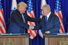 Trump tại Israel: Iran sẽ không bao giờ có vũ khí hạt nhân