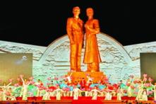 Tỉnh nghèo Bình Định và tượng đài Nguyễn Sinh Sắc – Nguyễn Tất Thành 118 tỷ
