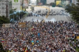 200.000 người Venezuela xuống đường đánh dấu 50 ngày biểu tình chống chính phủ Maduro