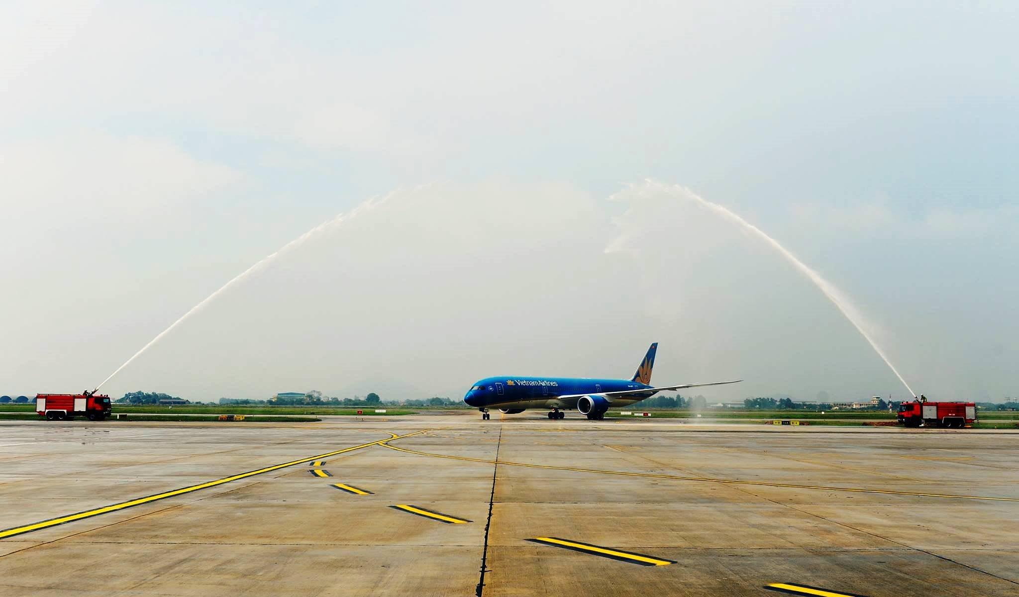 vietnam airlines Boeing 787-9 Dreamliner 11 4