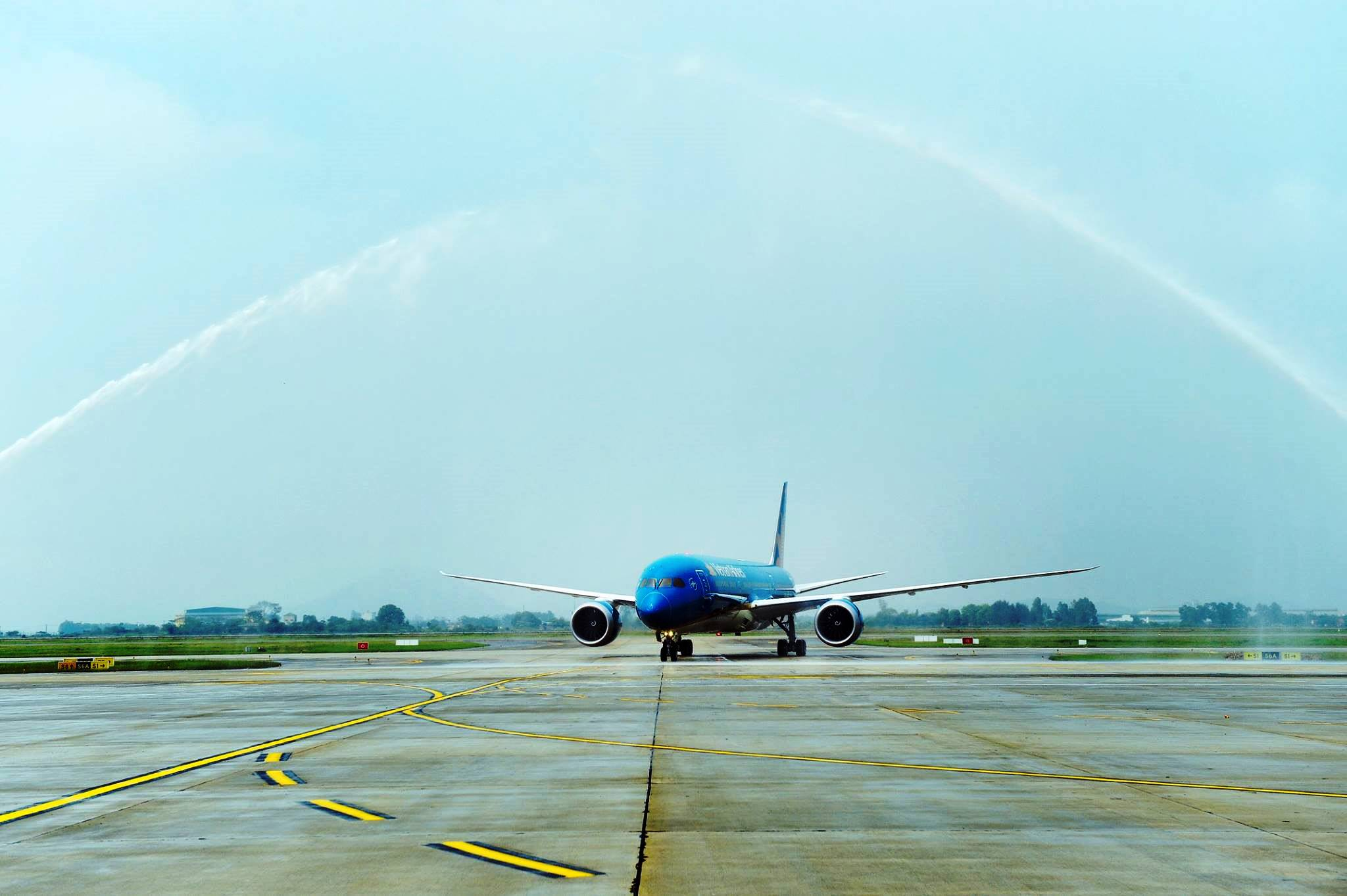 vietnam airlines Boeing 787-9 Dreamliner 11