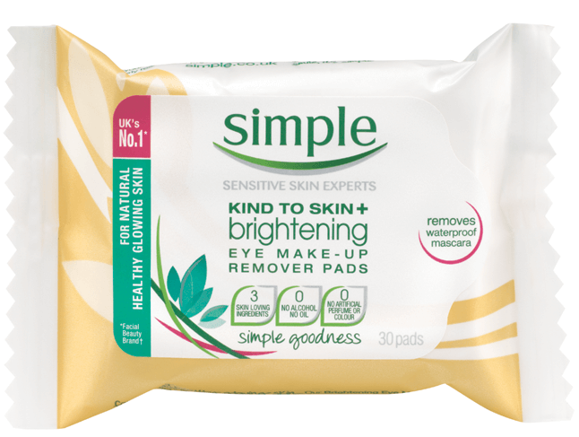 Simple - Kind to skin plus (Ảnh: simple.co.uk)