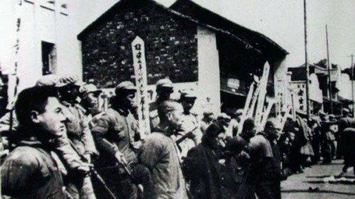 Có bao nhiêu người chết bất thường ở Trung Quốc sau năm 1945?