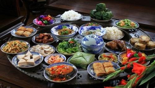 Nếp nhà xưa: Văn hóa trong bữa ăn của người Việt