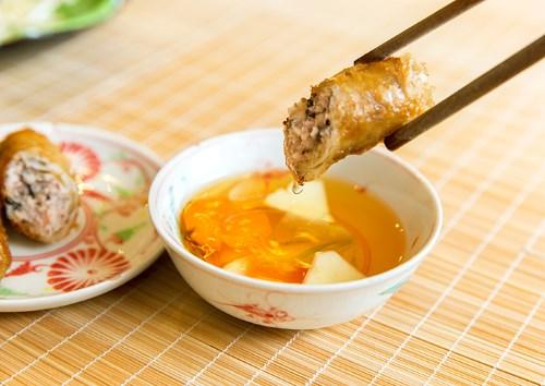 Văn hóa dùng đũa của người Việt