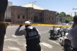 Tan cong khung bo tai Teheran