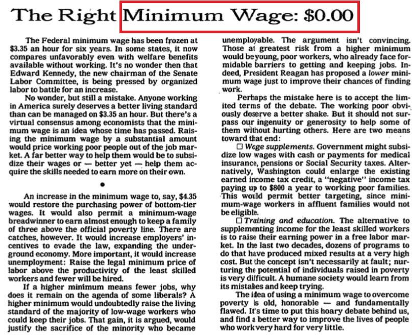 NYTonMinimumWageJan14in1987