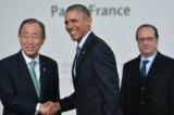 Obama ky ket Thoa thuan Khi hau Paris