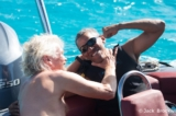 Obama va Richard Branson