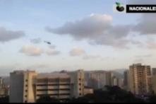 Khủng hoảng Venezuela: Trực thăng tấn công Tòa án Tối cao