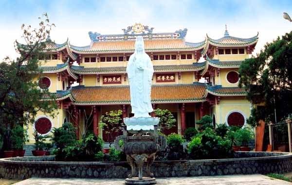 Phổ Đà Sơn. (Ảnh theo bazantravel.com)