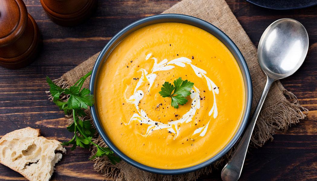 Thìa dùng cho món súp. (Ảnh qua: betterhealth)