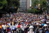 Cảnh sát Venezuela bắn chết người biểu tình