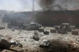 no bom tai Kabul, Afghanistan khien 80 nguoi thiet mang