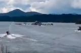 Chìm du thuyền tại Colombia: Ít nhất 3 người chết, 30 người mất tích