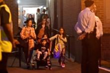 London: Sơ tán dân khỏi chung cư trong đêm vì lo hỏa hoạn