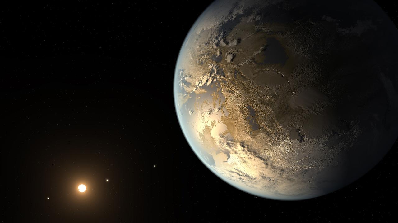 NASA vừa phát hiện thêm 10 hành tinh giống Trái Đất (ảnh minh họa, qua NASA Tumblr)