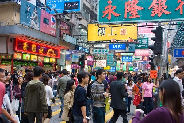 Nhân kỷ niệm 20 năm Hồng Kông được trao trả về Trung Quốc, một cuộc thăm dò mới đây cho thấy, chỉ có 3,1% người trẻ tuổi ở Hồng Kông nhận mình là người Trung Quốc.