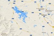 Theo dõi liên tục tình trạng thấm nước ở thân đập chính hồ Núi Cốc