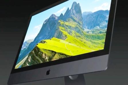 Apple công bố máy tính để bàn iMac Pro mới: Cấu hình cực mạnh, giá 5.000 USD