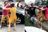 Hà Nội: Khởi tố, tạm giữ 2 thanh niên đánh người nước ngoài trên đường Trần Khát Chân