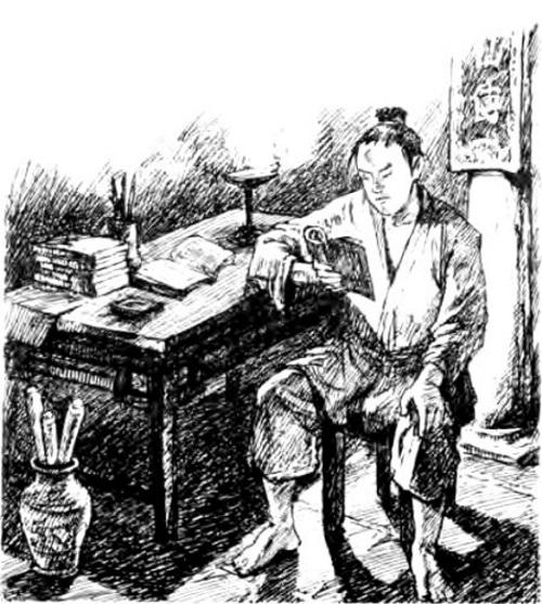 """(Tranh qua Ybook.vn, sách """"Lịch sử Việt Nam bằng tranh"""" – Tập 18: Lý Thường Kiệt)"""