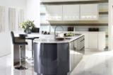Sự gọn gàng tinh tế trong nhà bếp của người Đức