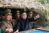 Kim Jong-un so bi am sat