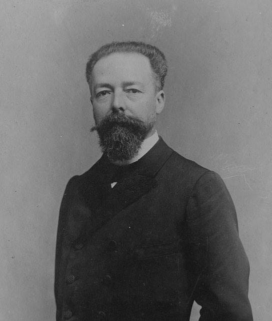 Paul Doumer, Toàn quyền Đông Dương 1897-1902 (Ảnh: Library of Congress/LC-DIG-GGBAIN-15756)