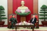 Vì sao Tướng Trung Quốc huỷ ngang chuyến thăm Việt Nam?