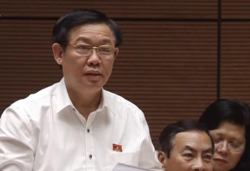 """""""Chúng ta không phân bổ hết dự toán. Chúng ta có tiền mà không tiêu hết được..."""", Phó thủ tướng Vương Đình Huệ nói về việc giải ngân, phân bổ vốn đầu tư công 2016, đầu năm 2017"""