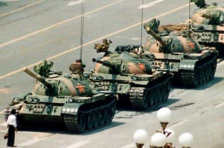 """Tin đồn mới về """"người chặn xe tăng"""" trong sự kiện Lục Tứ hiện đang bị tù ở Thiên Tân"""