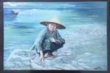 Hội Văn học nghệ thuật Trà Vinh: Thu hồi bức tranh Biển chết và kỷ luật hoạ sỹ Nguyễn Nhân