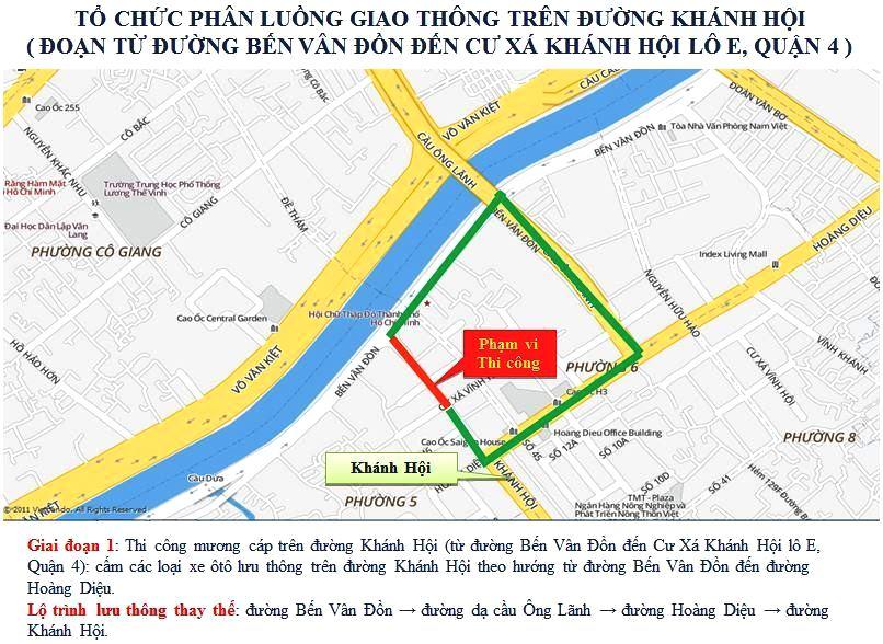 to chuc phan luong tren duong khanh hoi