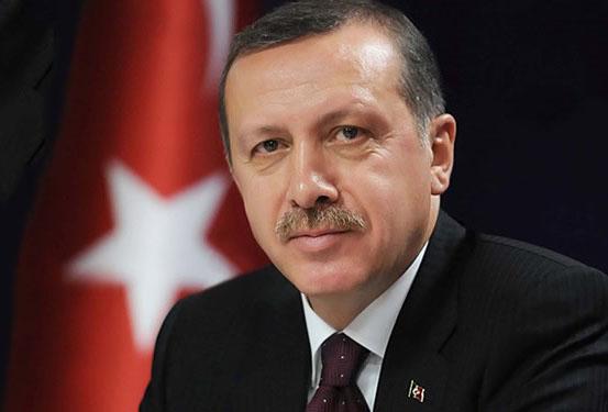 Tổng thống Thổ Nhĩ Kỳ, ông Erdogan (ảnh qua tr.trend.az)