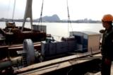 TP.HCM: Thử nghiệm máy bơm chống ngập thông minh tại đường Nguyễn Hữu Cảnh