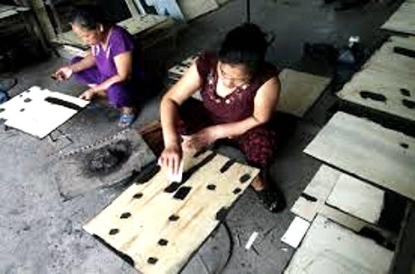 Nghề cổ Đất Việt – Kỳ 10: Tranh sơn mài – dấu ấn hội họa truyền thống